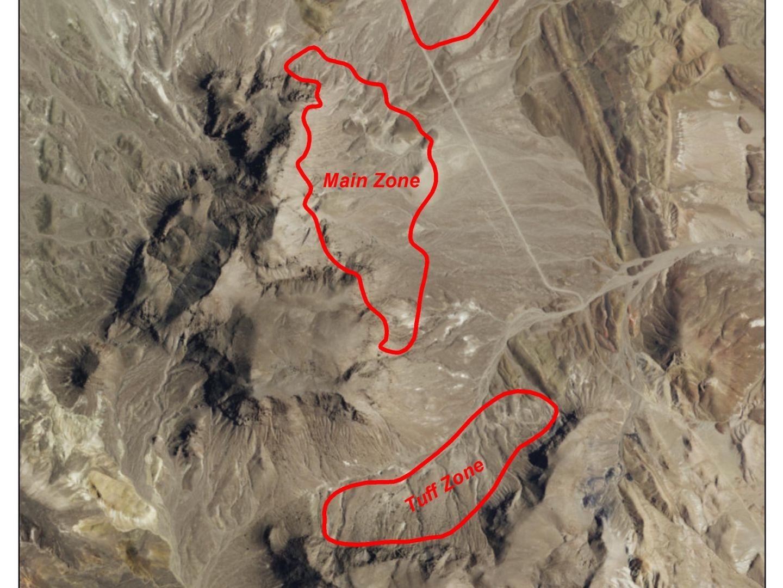 CS Project - Pozzolan and Perlite Zones