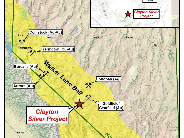 Clayton Project Location Plan